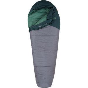 The North Face Aleutian 0/-18 Sleeping Bag regular darkest spruce/zinc grey bei fahrrad.de Online