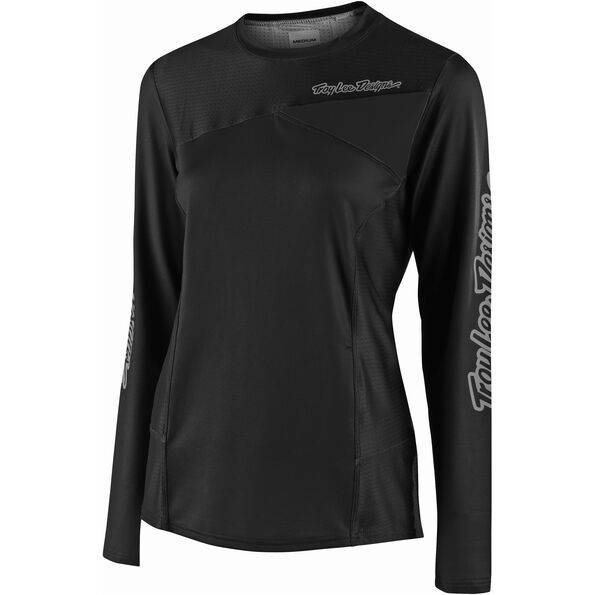 Troy Lee Designs Skyline LS Jersey Damen black