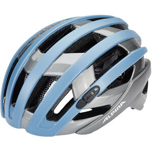 Alpina Campiglio Helmet blue-titanium blue-titanium