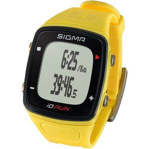 SIGMA SPORT ID.Run Sportuhr gelb gelb