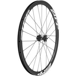 Zipp 202 Firecrest Tubeless Disc Vorderrad schwarz schwarz