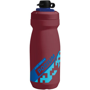 CamelBak Podium Dirt Series Trinkflasche 620ml burgundy/blue burgundy/blue