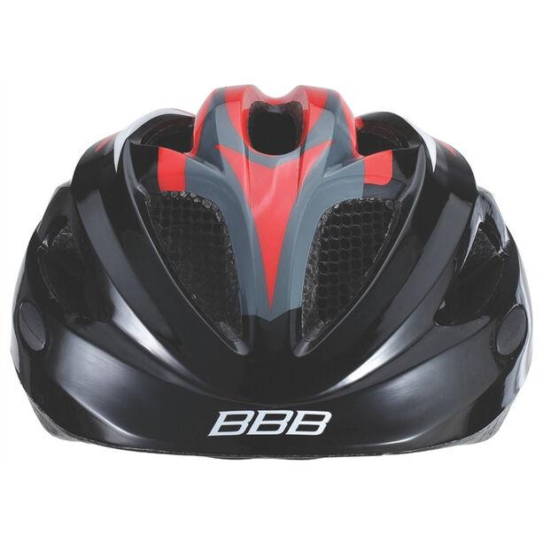 BBB Hero Flash Star BHE-48 Helm Kinder rot