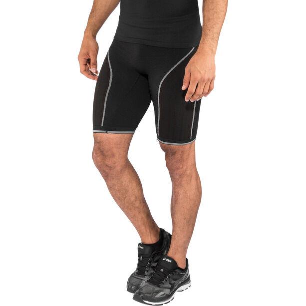 UYN Running Alpha OW Pants Shorts Herren blackboard/black/grey