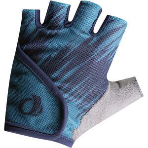 PEARL iZUMi Select Gloves Kinder teal/navy slash teal/navy slash