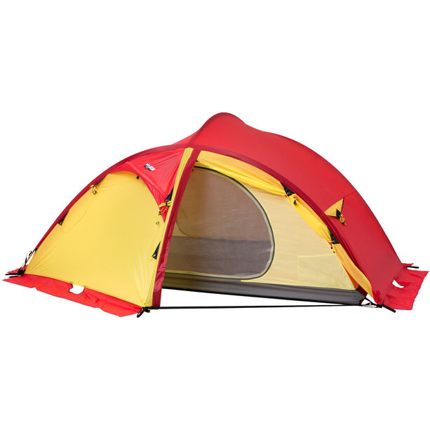 Helsport Reinsfjell X-Trem 2 Tent red/yellow