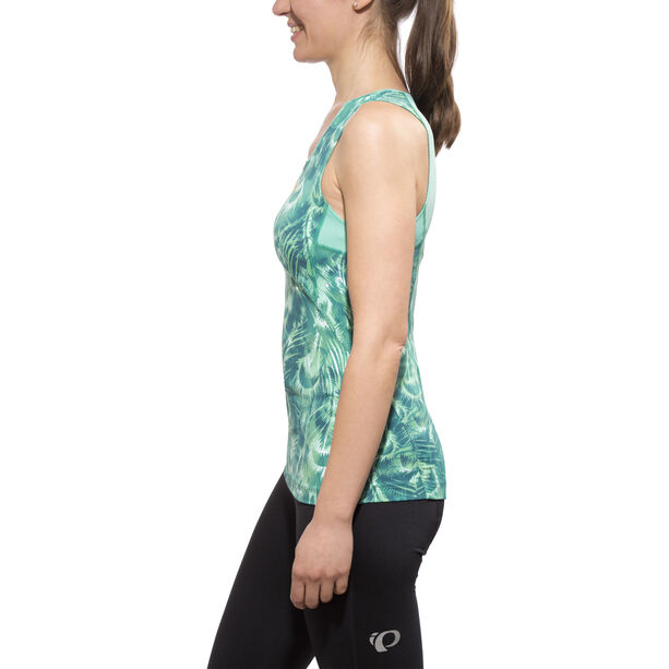 GORE RUNNING WEAR AIR PRINT Singlet Damen turquoise