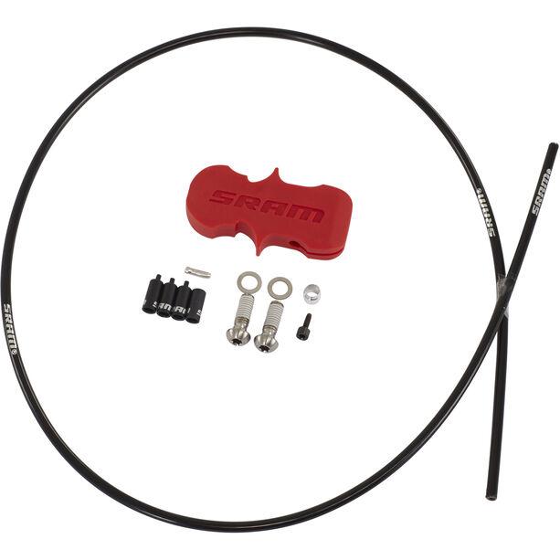 SRAM Rival 1 hydraulische Scheibenbremse Vorderrad schwarz