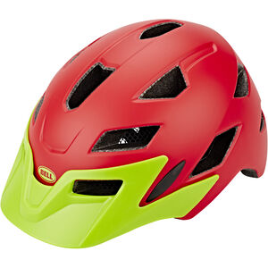 Bell Sidetrack Helmet Child matt red bei fahrrad.de Online