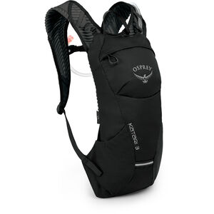 Osprey Katari 3 Hydration Backpack Herren black black