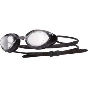 TYR Black Hawk Racing Goggles Herren clear/matte black/black clear/matte black/black