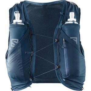 Salomon Adv Skin 5 Backpack Set poseidon/night sky bei fahrrad.de Online
