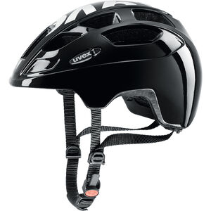 UVEX Finale Junior Helmet Kinder black-white black-white