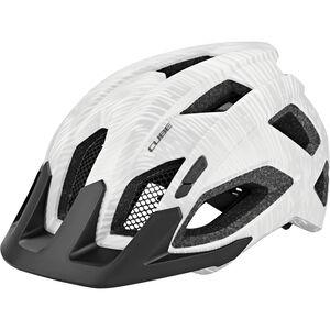 Cube Pathos Helmet white bei fahrrad.de Online