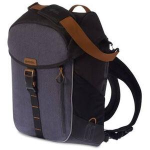 Basil Miles Daypack Gepäckträgertasche 14l black slate black slate