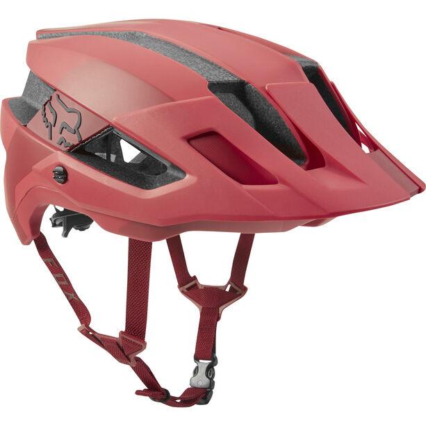 Fox Flux Mips Conduit Trail Helmet Herren rio red