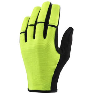 Mavic Essential LF Shell Gloves Herren safety yellow safety yellow
