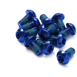 Reverse Bremsscheibenschrauben blau blau