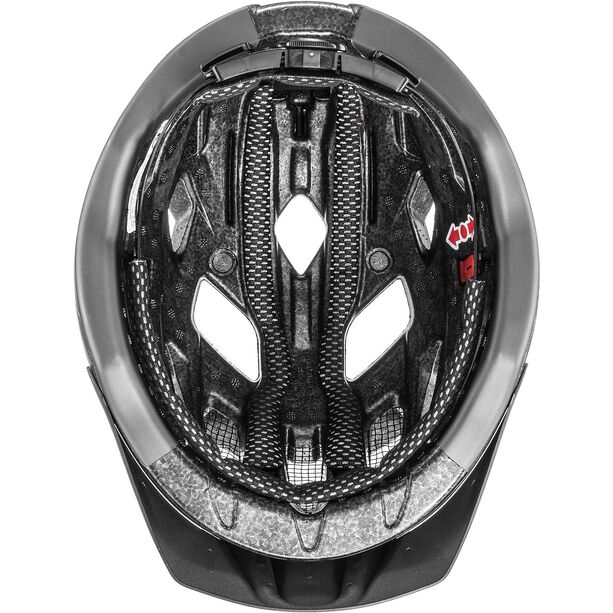 UVEX City Active Helmet black matt
