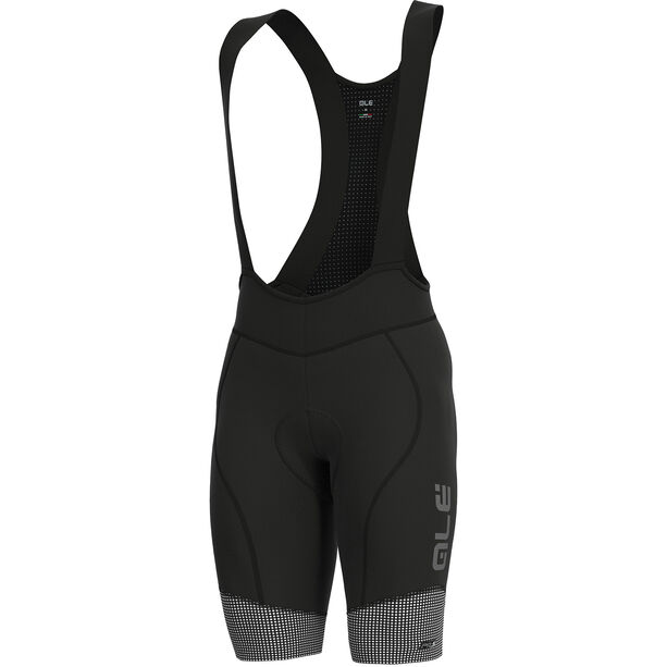 Alé Cycling PRS Master Bib Shorts Herren black-white