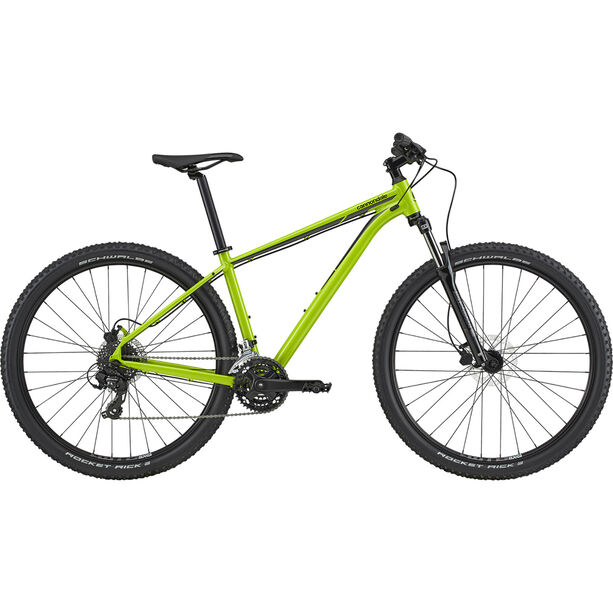 """Cannondale Trail 8 29"""" acid green"""