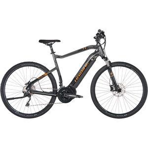 HAIBIKE SDURO Cross 6.0 Herren schwarz/titan/bronze bei fahrrad.de Online