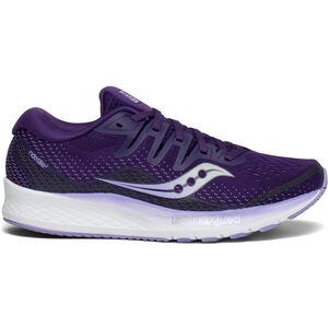 saucony Ride ISO 2 Schuhe Damen purple purple