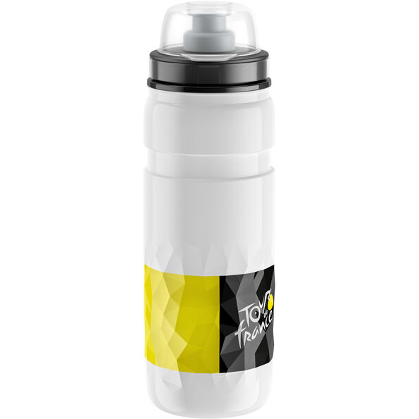 Elite Ice Fly Trinkflasche 550ml TDF white 2019