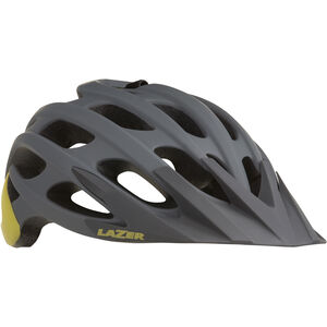 Lazer Magma+ Helmet matte grey-yellow matte grey-yellow