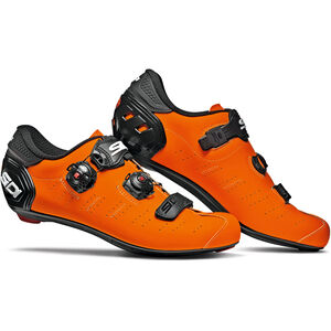 Sidi Ergo 5 Carbon Shoes Herren matt orange/black matt orange/black