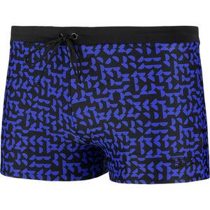 speedo Valmilton Aquashorts Herren black/blue black/blue