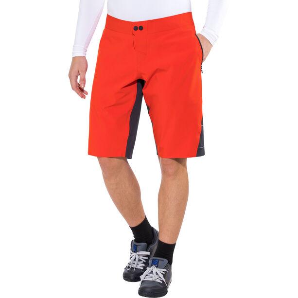 Fox Downpour Shorts Herren red/black