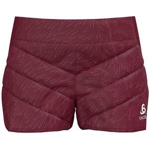 Odlo Irbis X-Warm Shorts Damen rumba red rumba red