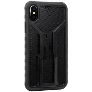 Topeak RideCase für iPhone X Hülle schwarz/grau schwarz/grau