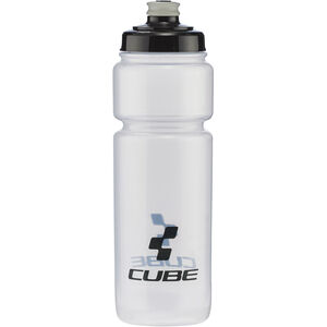 Cube Icon Trinkflasche 750ml transparent transparent