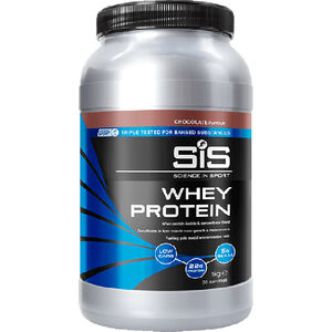 SiS Whey Protein Dose 1kg Chocolate