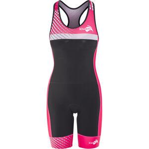 KiWAMi Prima Openback Suit Damen black/pink black/pink