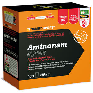 NAMEDSPORT Aminonam Drink Beutel 30x8g None