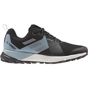 adidas TERREX Two GTX Low-Cut Schuhe Damen core black/grey three/ash grey core black/grey three/ash grey