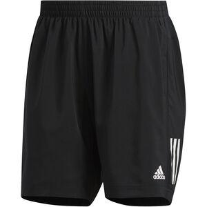 "adidas Own The Run Shorts 7"" Herren black black"