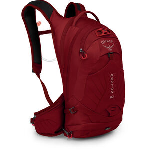 Osprey Raptor 10 Hydration Backpack Herren wildfire red wildfire red