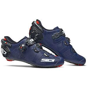 Sidi Wire 2 Carbon Shoes Herren matt blue/black matt blue/black