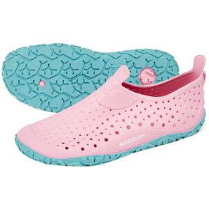 speedo Jelly Water Shoes Girls Pink Splash/Bali Blue bei fahrrad.de Online