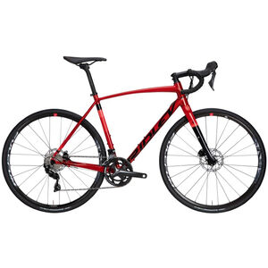 Ridley Bikes Kanzo A Ultegra Mix HD red metallic/black red metallic/black
