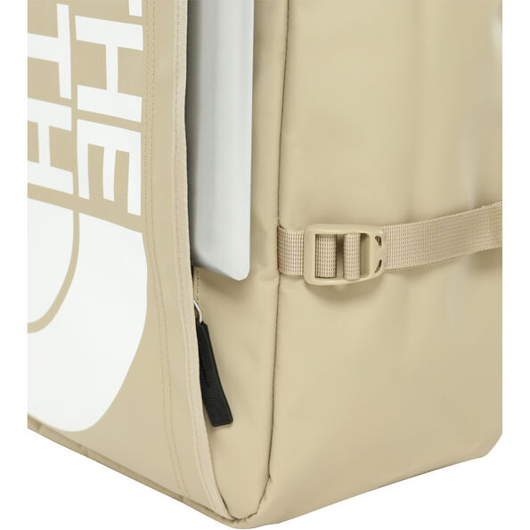 The North Face Base Camp Fuse Box Rucksack twill beige/tnf white