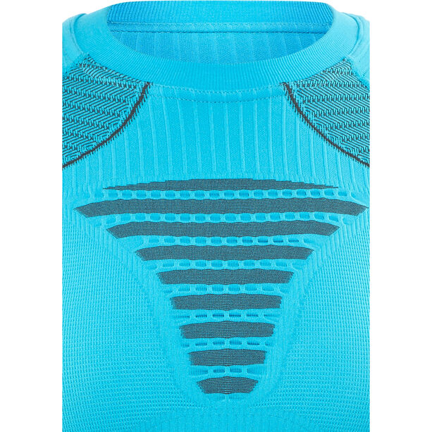 X-Bionic Running Effektor Power Shirt LS Damen tturquoise/anthracite