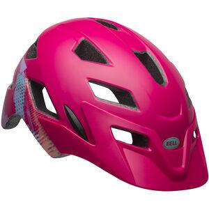 Bell Sidetrack Helmet Kinder green ridgeline matte berry green ridgeline matte berry