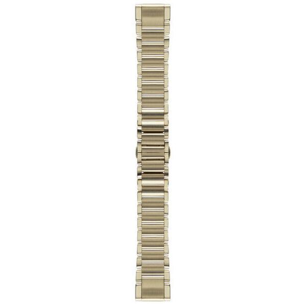 Garmin fenix 5S Metallarmband QuickFit 20mm