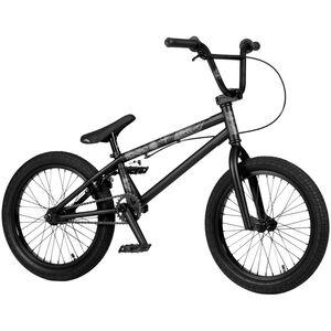 """Stereo Bikes Half Stack 18"""" Kinder sooty matte black sooty matte black"""
