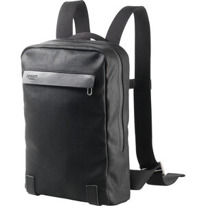 Brooks Pickzip Canvas Rucksack Small total black